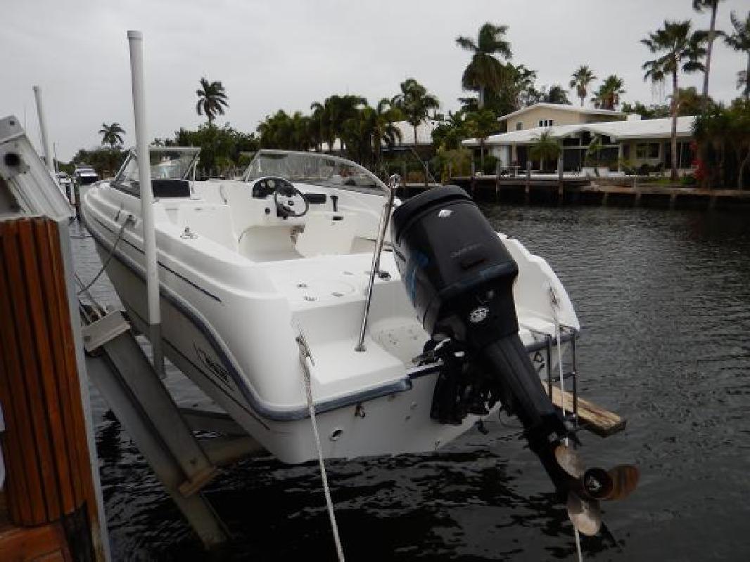 2002 Boston Whaler 180 Ventura Ft Lauderdale FL