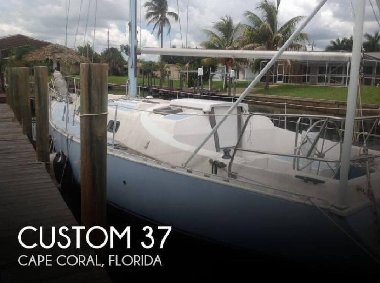 2002 Custom 37 Fort Myers FL