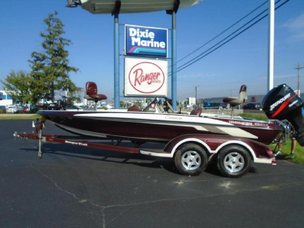 2002 Ranger 520 DVX Fairfield OH