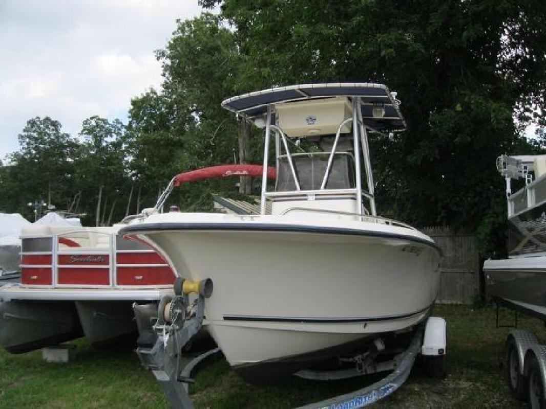 2002 Sea Hunt 202 TRITON Bayville NJ