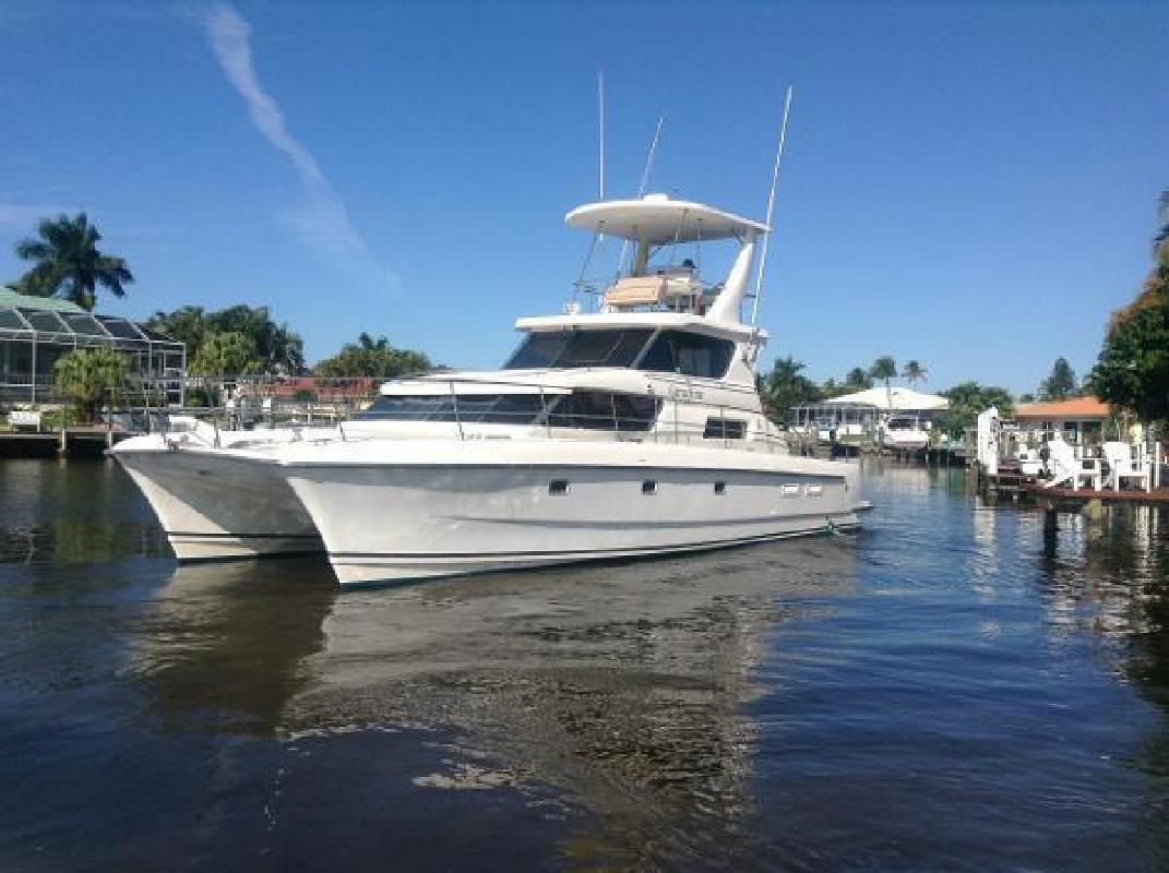 2003 Aventure Sportster Power Catamaran Fort Myers FL