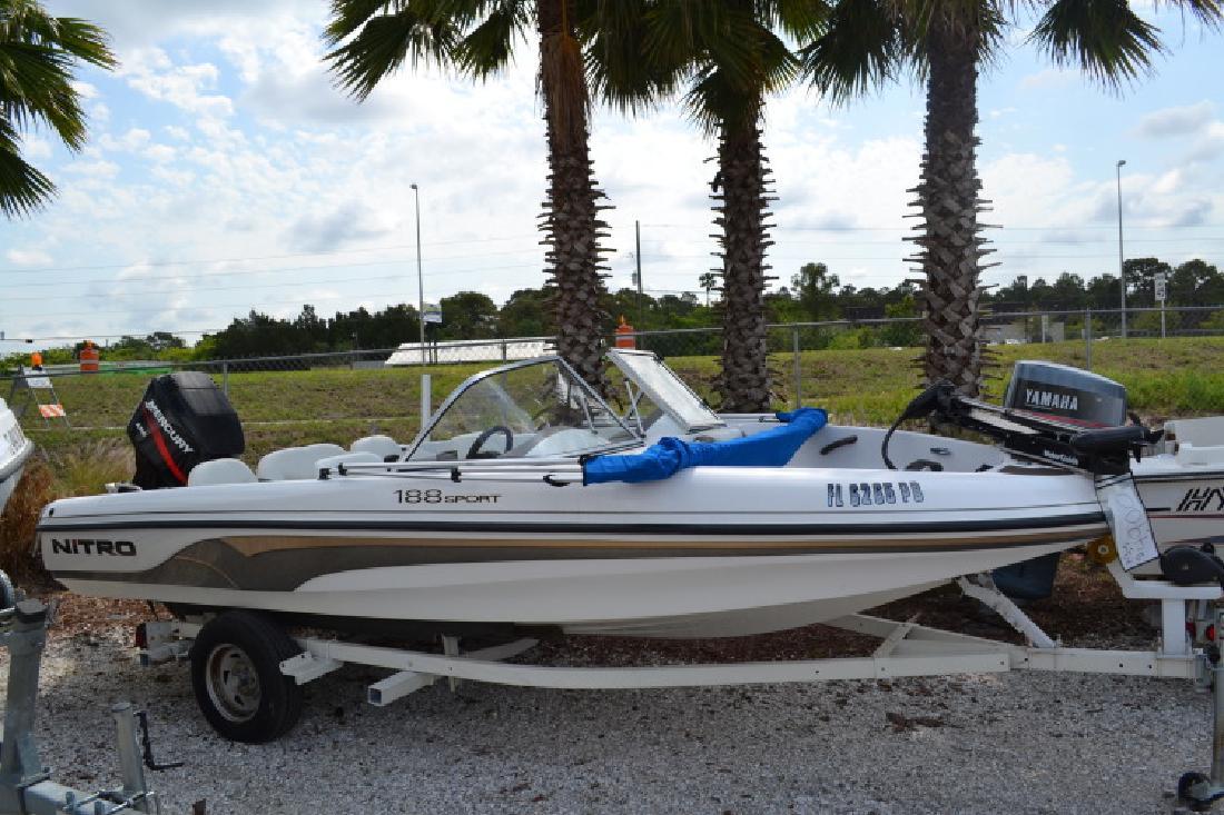 2003 - Nitro Boats - 188 Sport in Hudson, FL