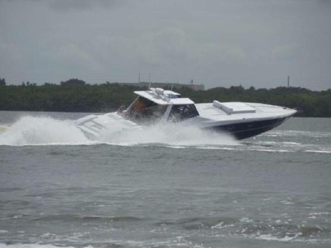 2003 Nor-Tech 5000V Diesel Fort Lauderdale FL