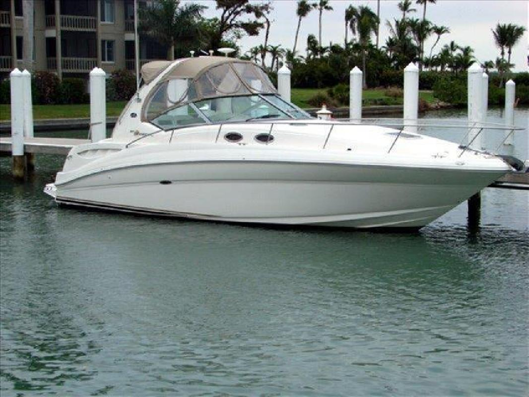 2003 Sea Ray Boats 320 Sundancer Delray Beach FL
