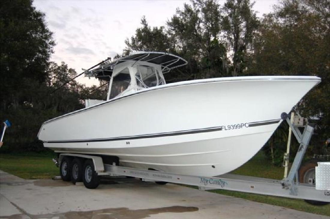 2004 33' Palmetto Custom Boats 33 Adventure CC for sale in ...