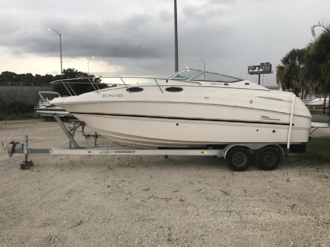 2004 Chaparral Boats Signature 260 Pensacola FL