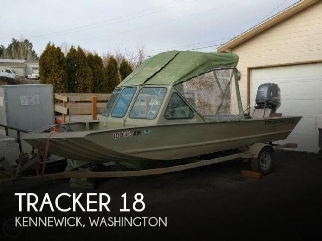 2004 Tracker by Tracker Marine 18 Kennewick WA