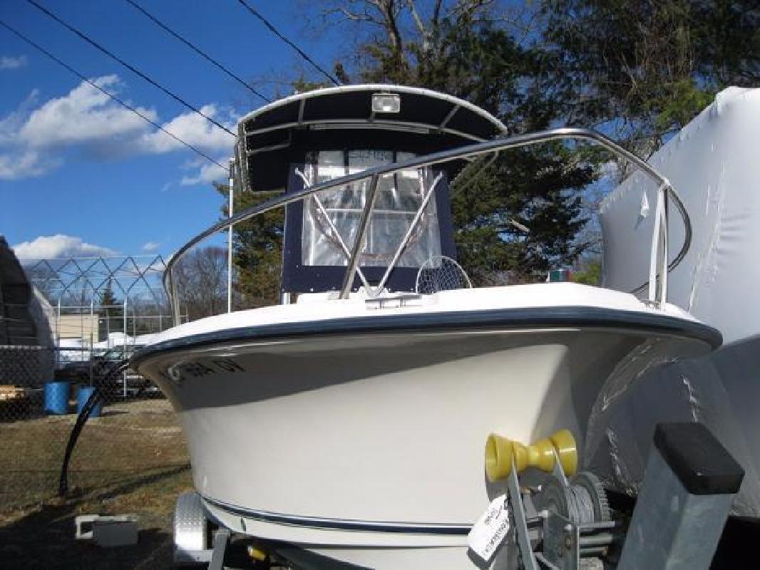 2005 Sea Hunt Triton 202 Bayville NJ