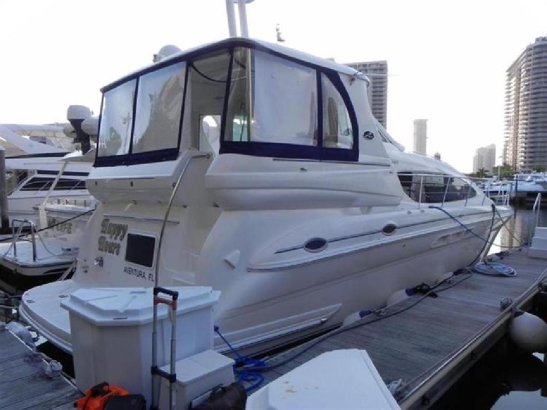 2005 SEA RAY 480 Motor Yacht Aventura FL