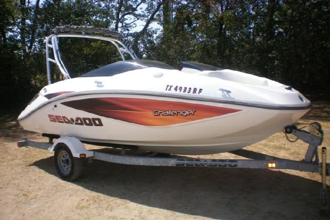 2006 18 Sea Doo Challenger 180 W Tower For Sale In