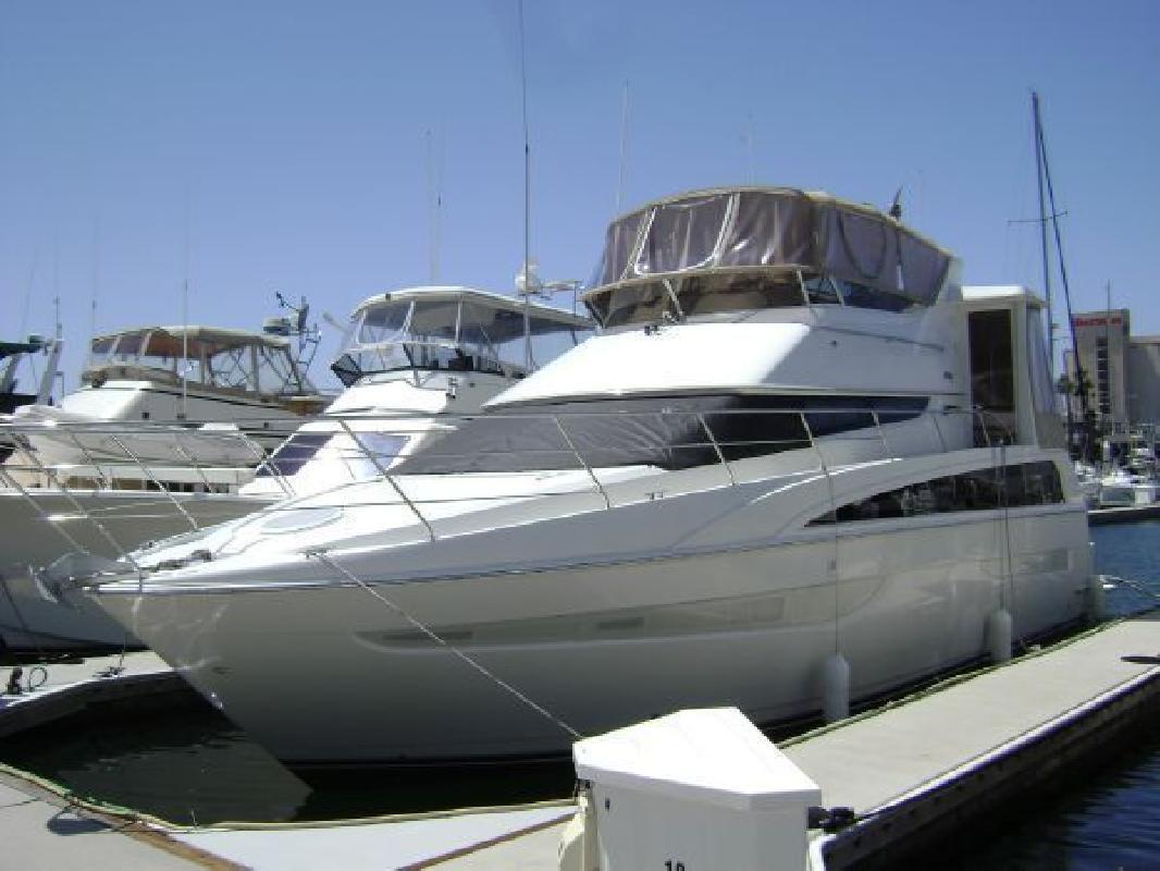 2006 Carver Yachts 43 Motor Yacht Delray Beach FL