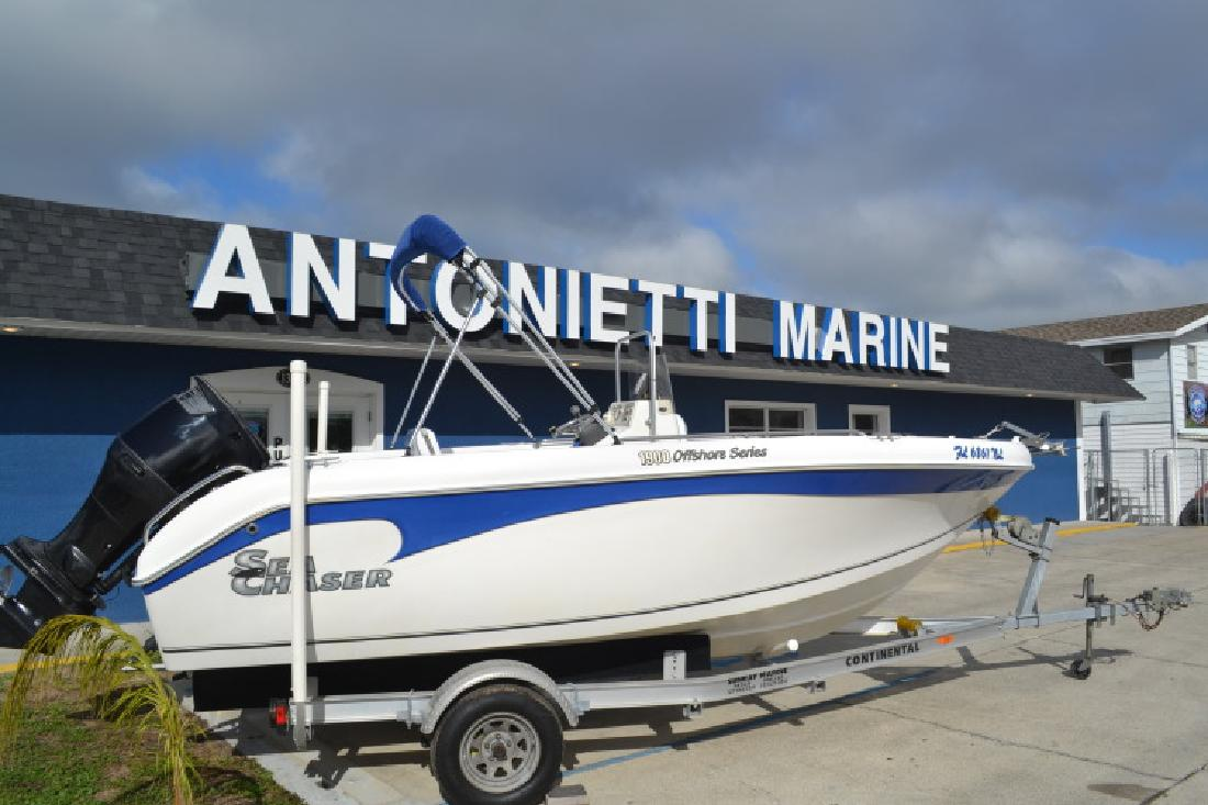 2006 - Sea Chaser Boats - 1900 CC Offshore in Hudson, FL