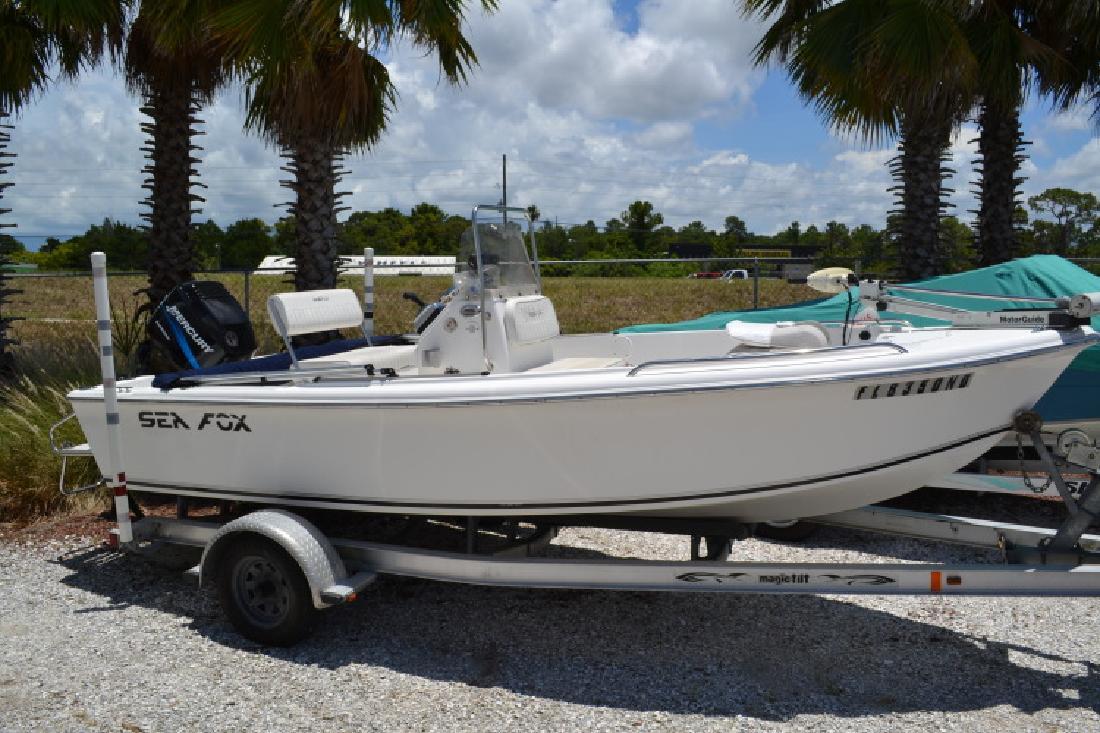 2006 - Sea Fox - 172 CC in Hudson, FL