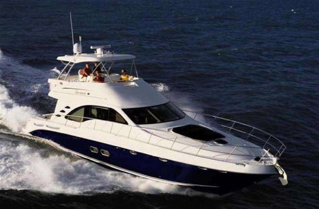 2006 SEA RAY 58 Sedan Bridge Aventura FL