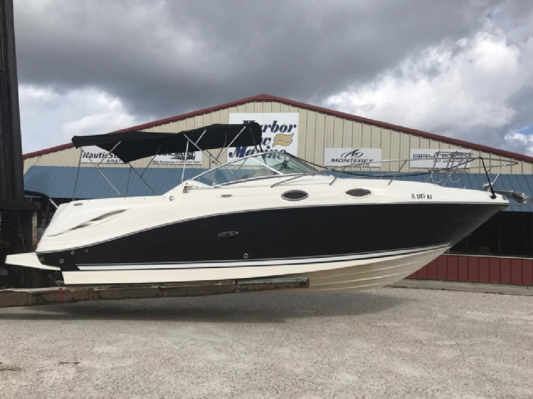 2006 Sea Ray Boats 270 Amberjack Pensacola FL