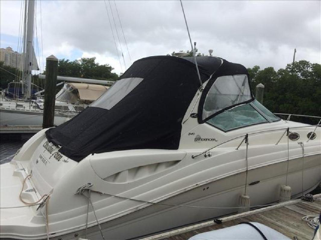 2006 Sea Ray Boats 340 Sundancer Delray Beach FL