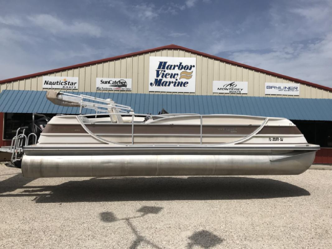 2007 Harris FloteBote Crowne 250 Pensacola FL