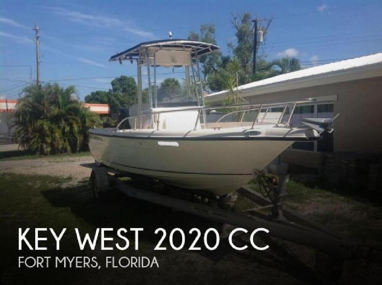 2007 Key West Boats 2020 CC Fort Myers FL