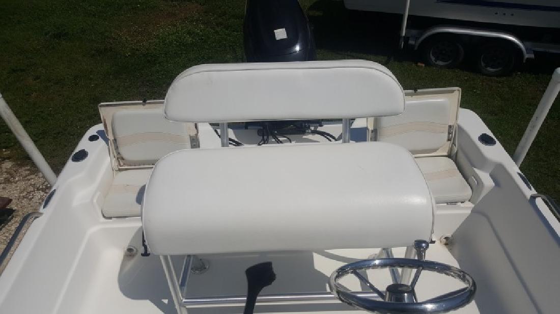2007 NauticStar Boats 1900 Nautic Bay Pensacola FL