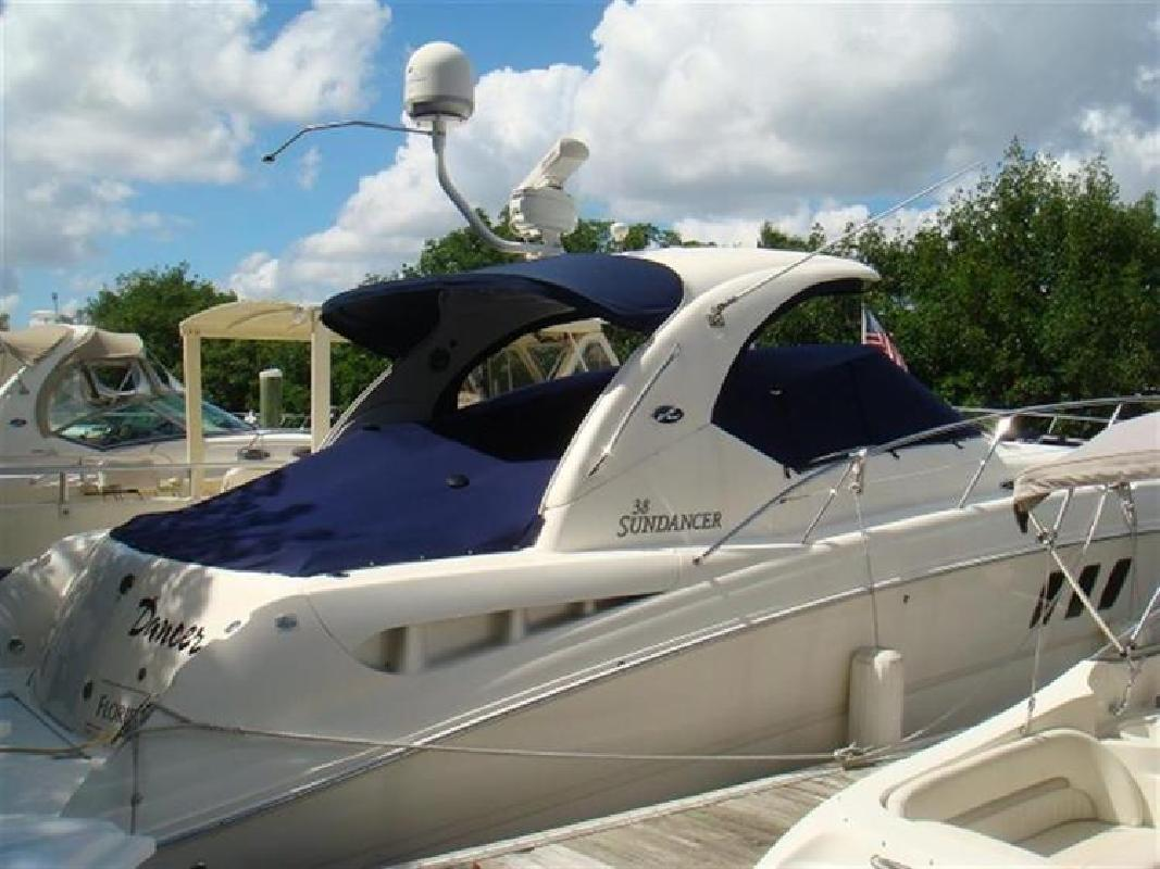 2007 SEA RAY 38 Sundancer Aventura FL