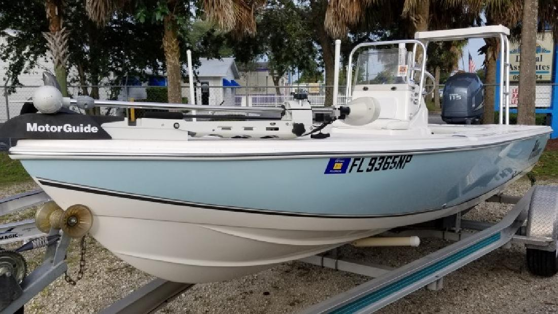 2008 Sea Chaser 180 Inshore in Ft Myers, FL
