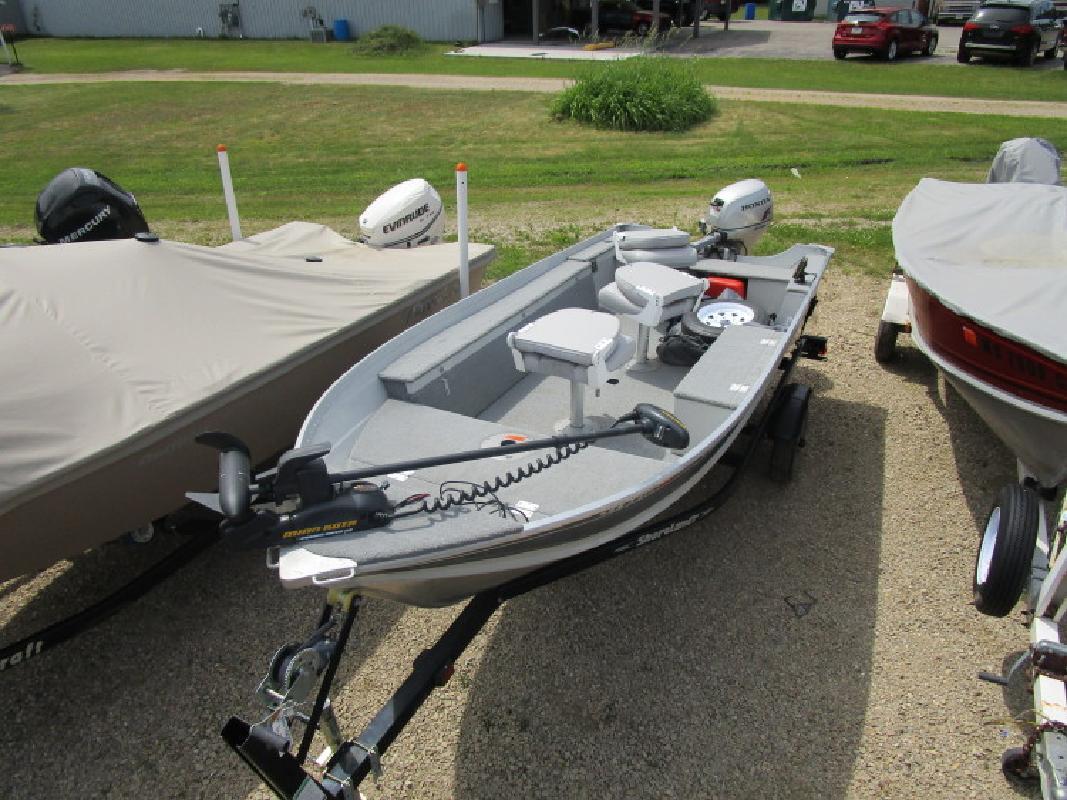 2009 - Smoker-Craft Boats - 140 Pro Mag in Wautoma, WI