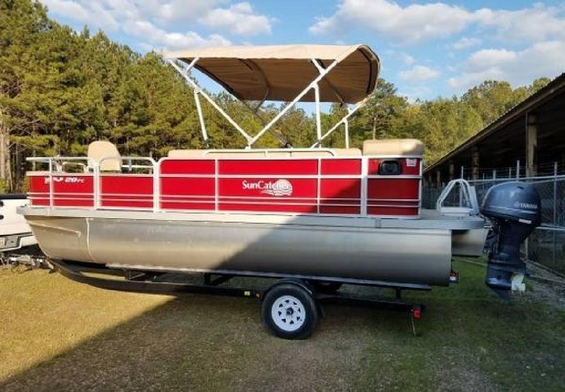 2010 - G3 Boats - LX 20C Sun Catcher