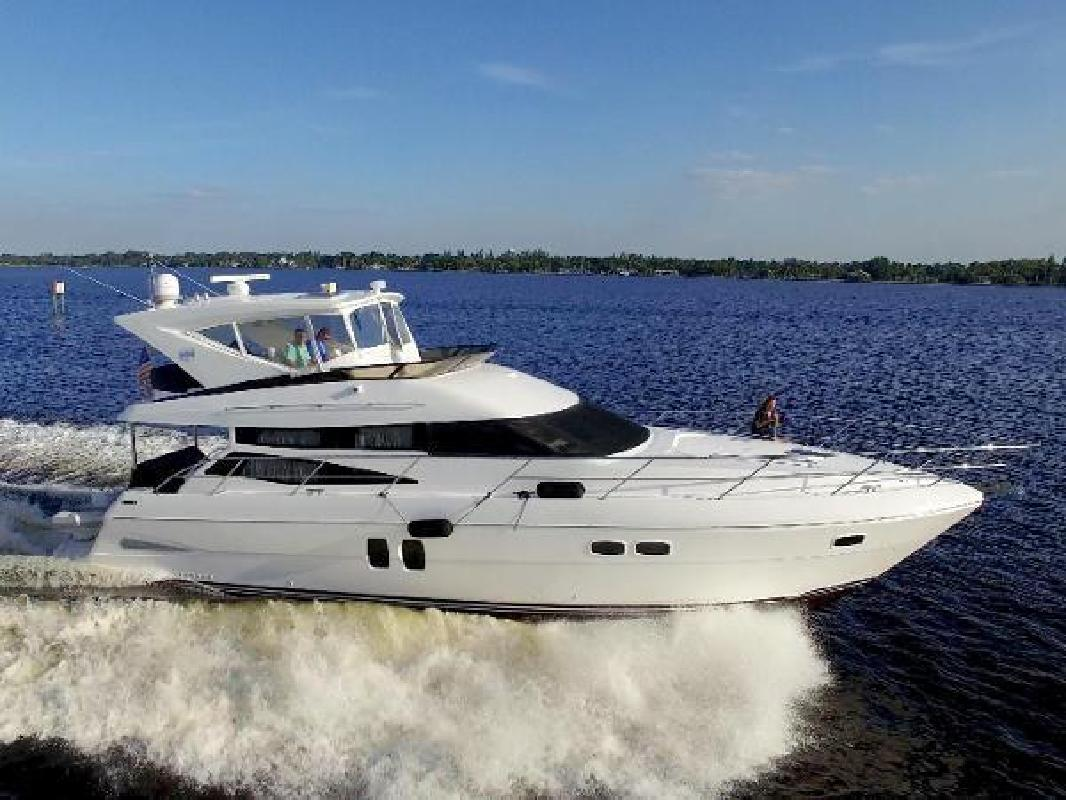 2010 Neptunus 58 Flybridge Motoryacht Fort Myers FL