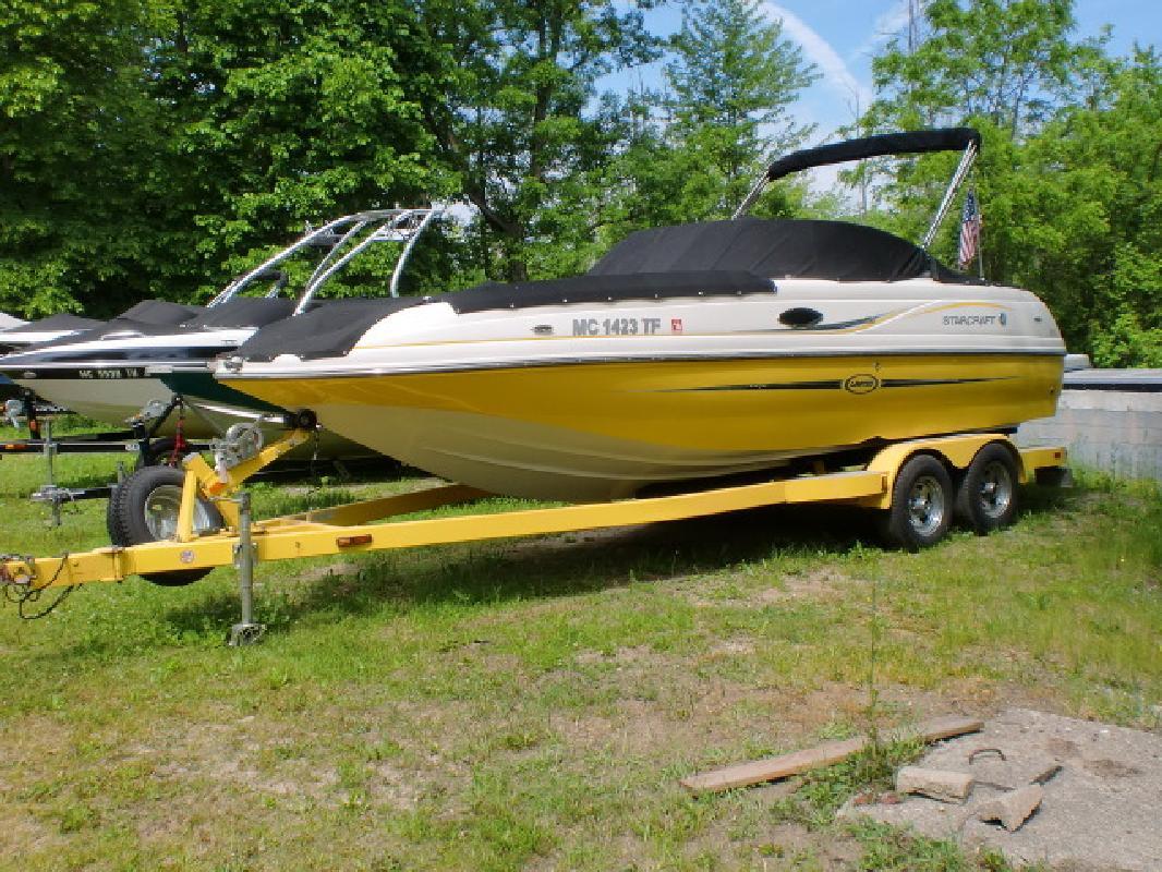 2010 - Starcraft Boats - 2210 IO limited in Pinckney, MI