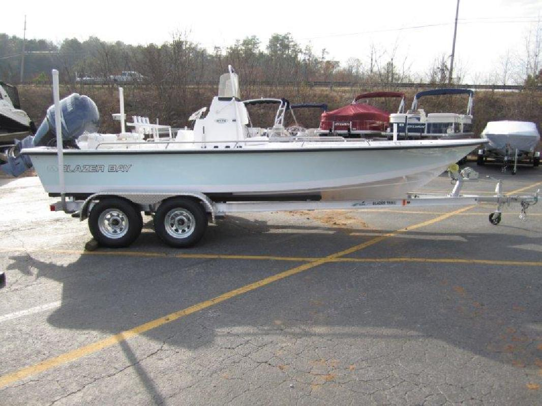2011 21 Blazer Boats 2170 Bay For Sale In Canton Georgia