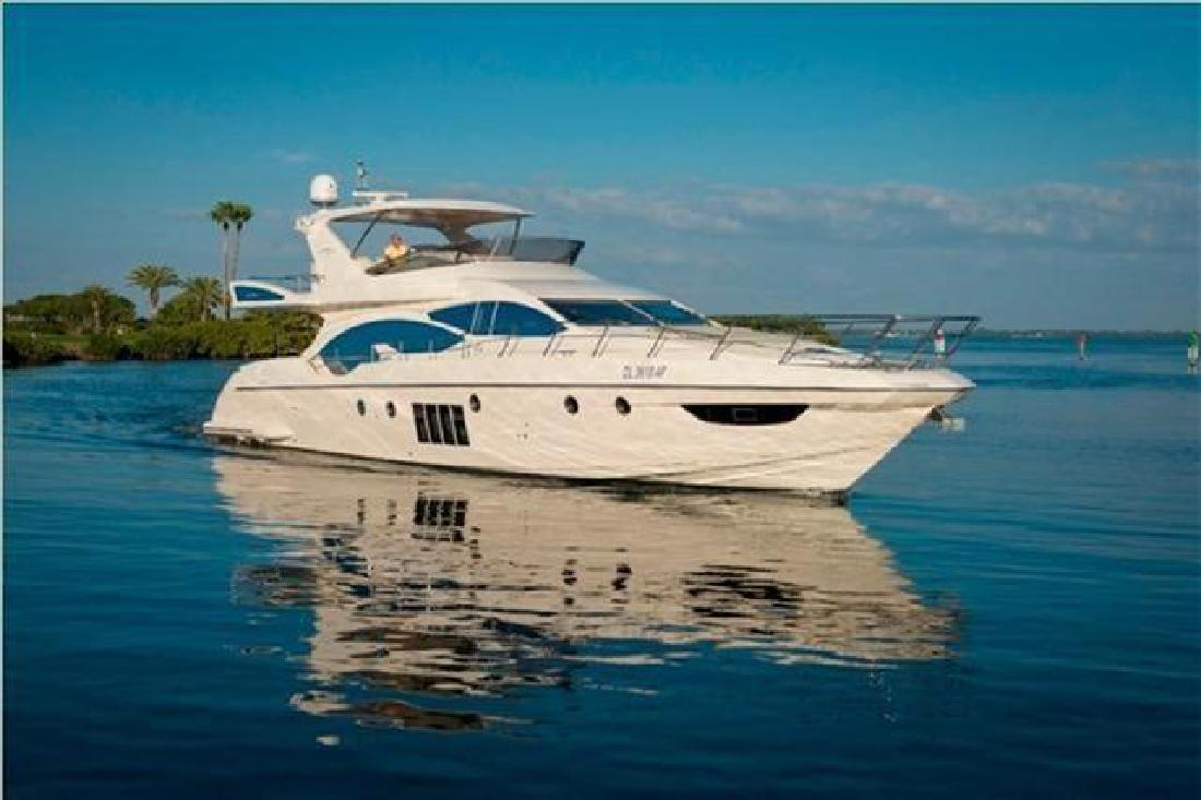 2011 Azimut Yachts Flybridge 70 Delray Beach FL