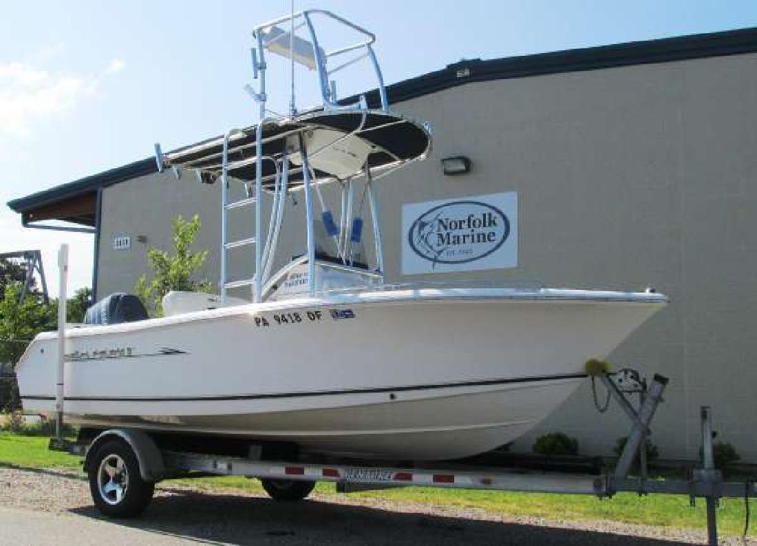 2011 SEA HUNT Triton 188 Norfolk VA