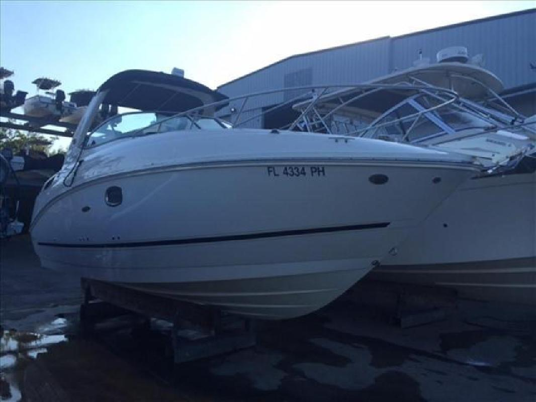 2011 Sea Ray Boats 260 Sundancer Delray Beach FL