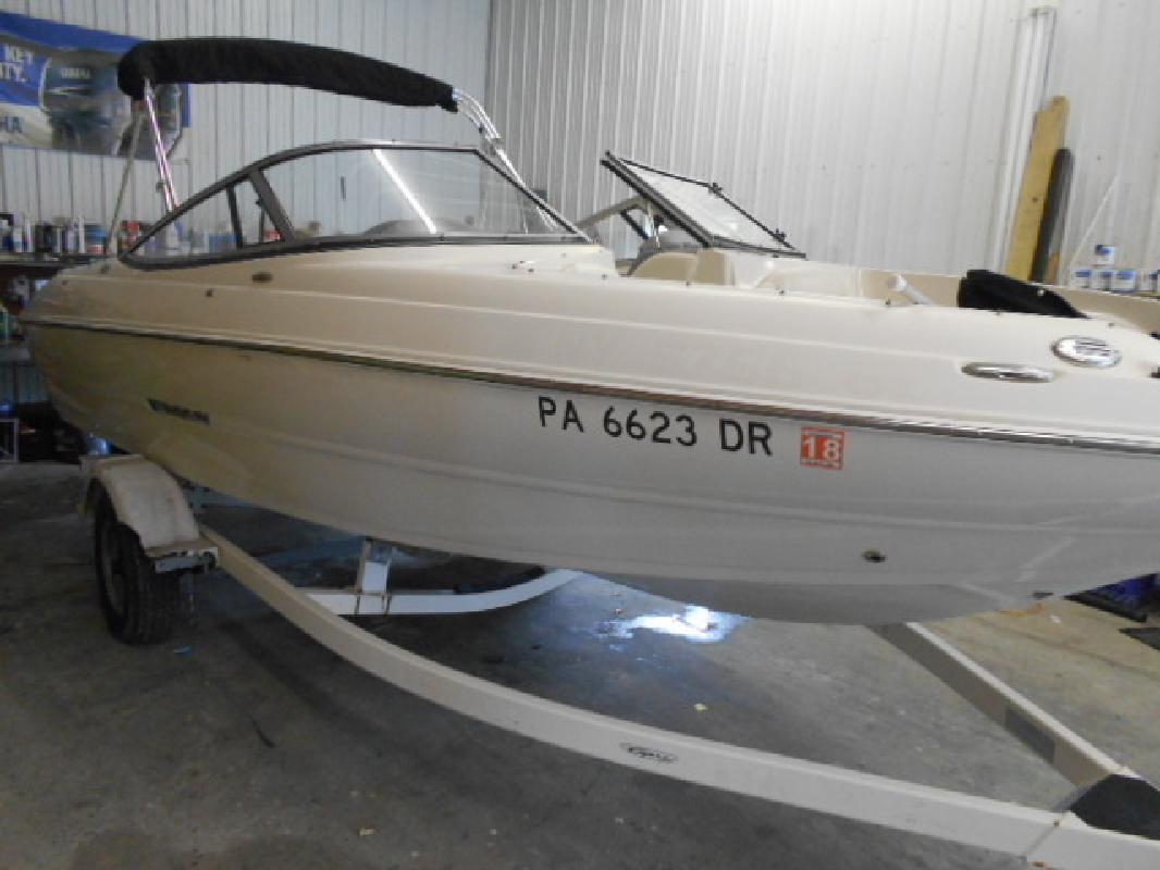 2011 Stingray Boats 208LR Hawley PA