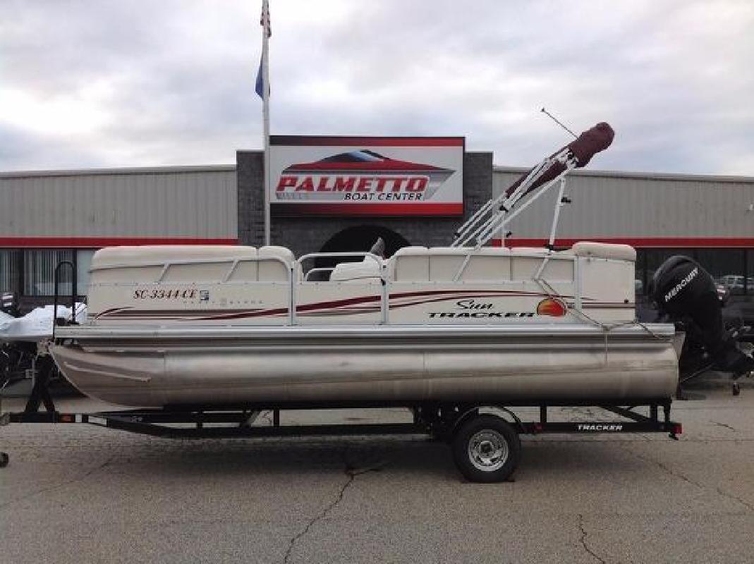 2011 Sun Tracker Party Barge 21 Piedmont SC