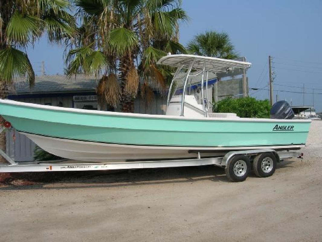 2012 26' Panga ANGLER PANGA 26 for sale in Fernandina Beach, Florida - Pre owned yachts
