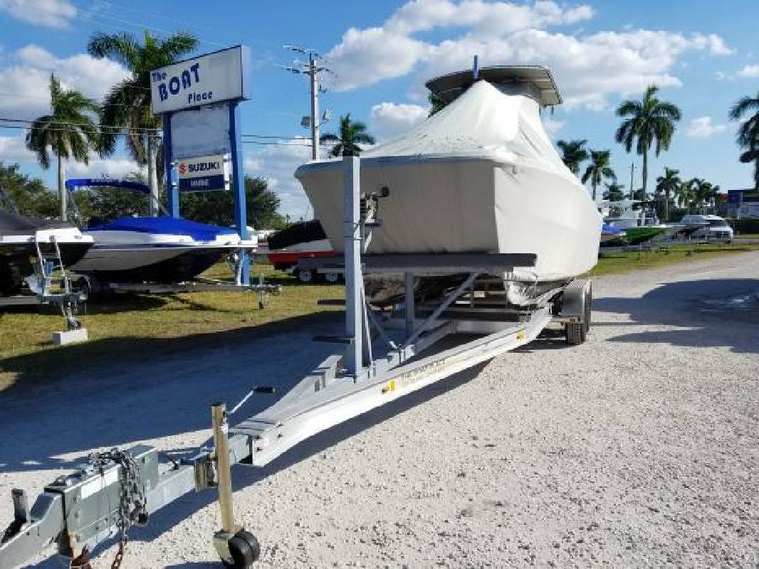 2012 - Carolina Cat Boats - 23CC Center Console in Fort Myers, FL