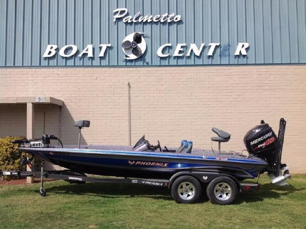 2012 Phoenix 721 Pro XP Piedmont SC