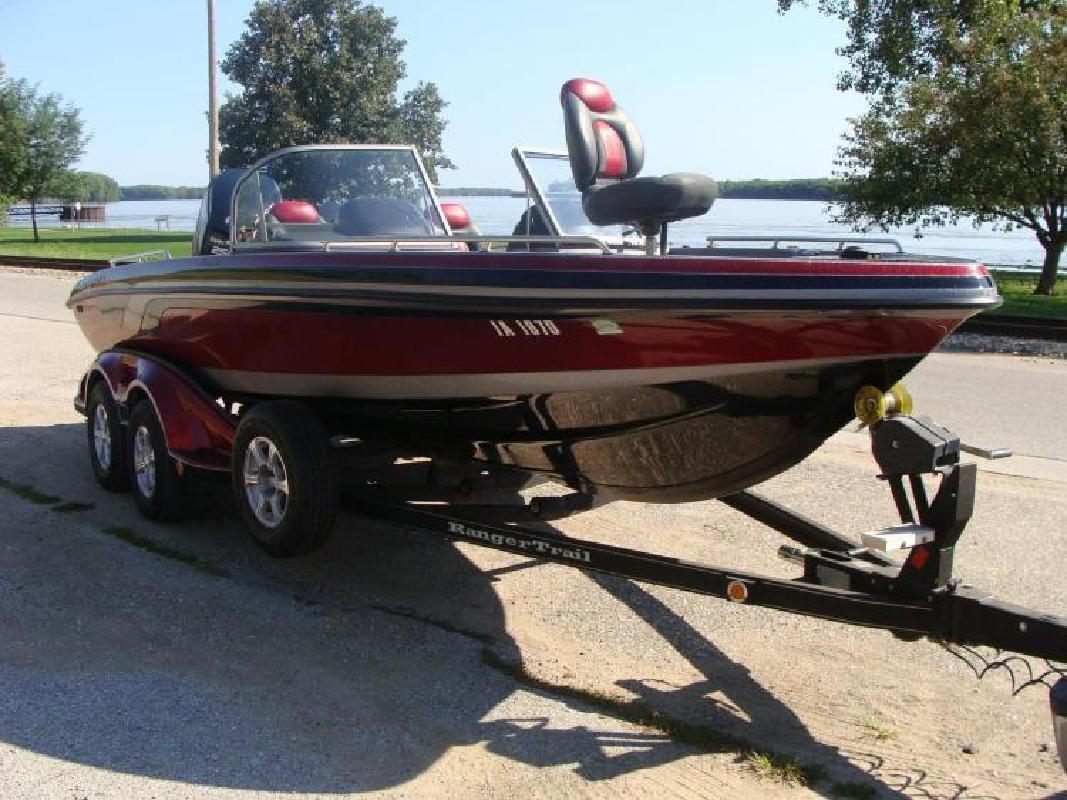 2012 Ranger 620 VS Burlington IA