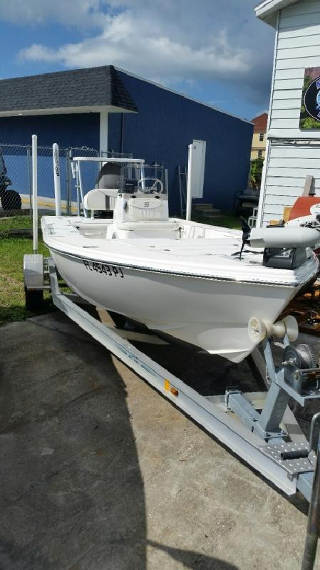 2012 - Sea Chaser Boats - 180 Flats Series