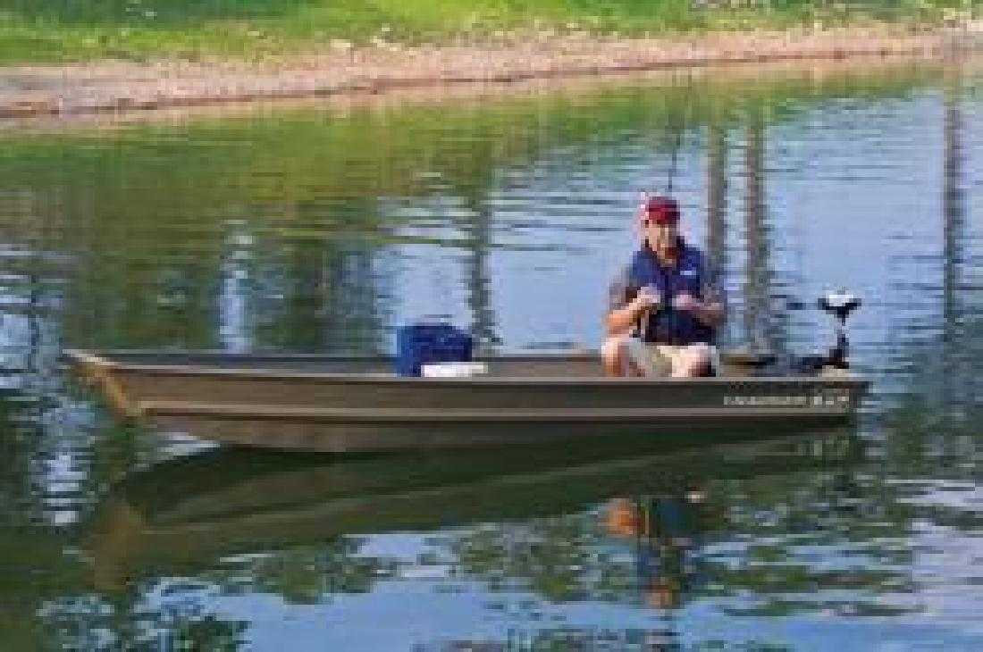 2012 Tracker Topper 1232 Riveted Jon Boat 3816788 Las Vegas