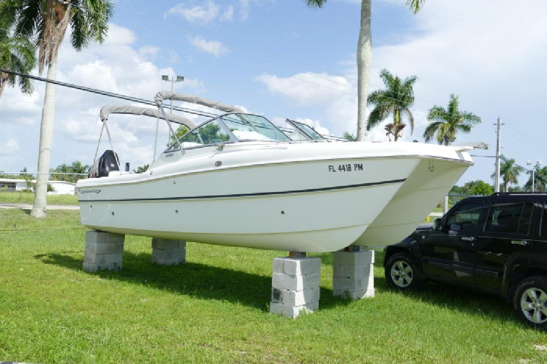 2013 - Carolina Cat Boats - 23 Dual Console in Fort Myers, FL