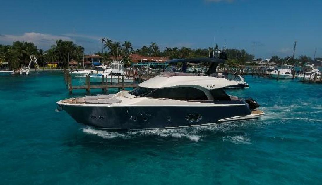 2013 Monte Carlo Yachts MCY 65 Fort Lauderdale FL