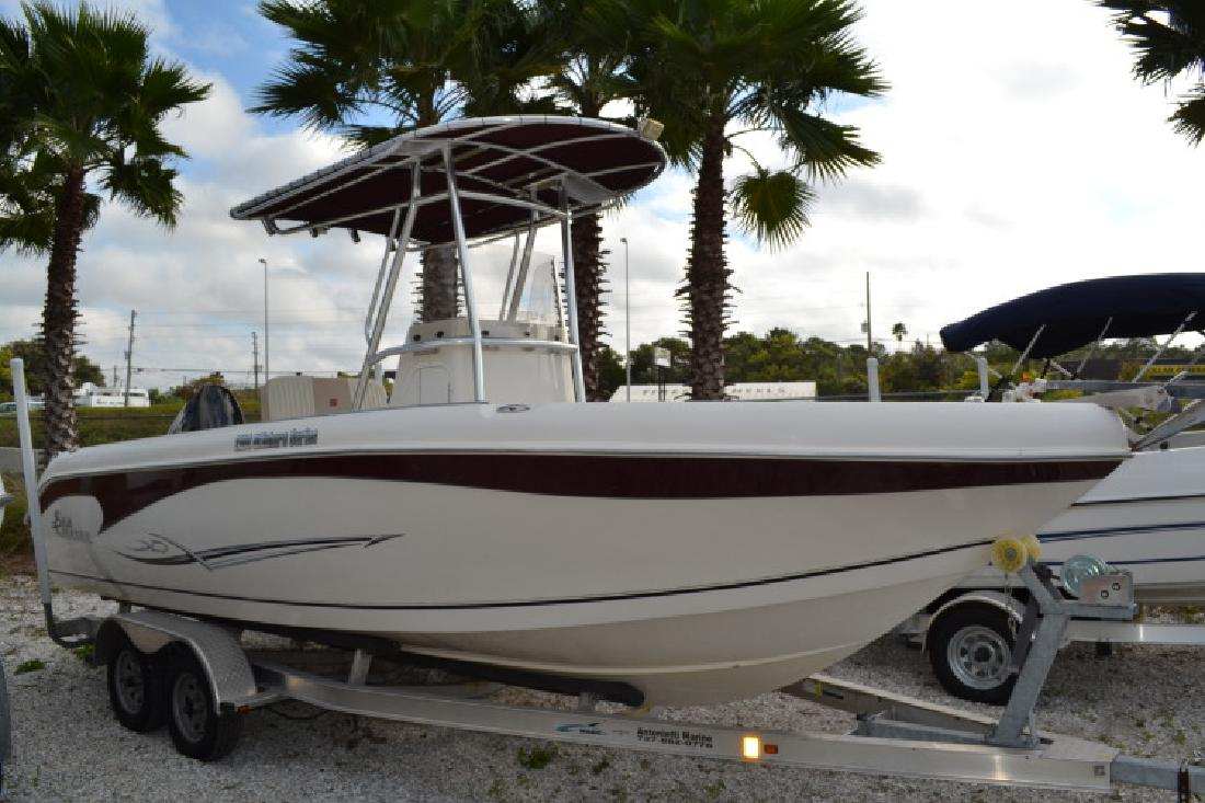 2013 - Sea Chaser Boats - 2100 CC Offshore in Hudson, FL