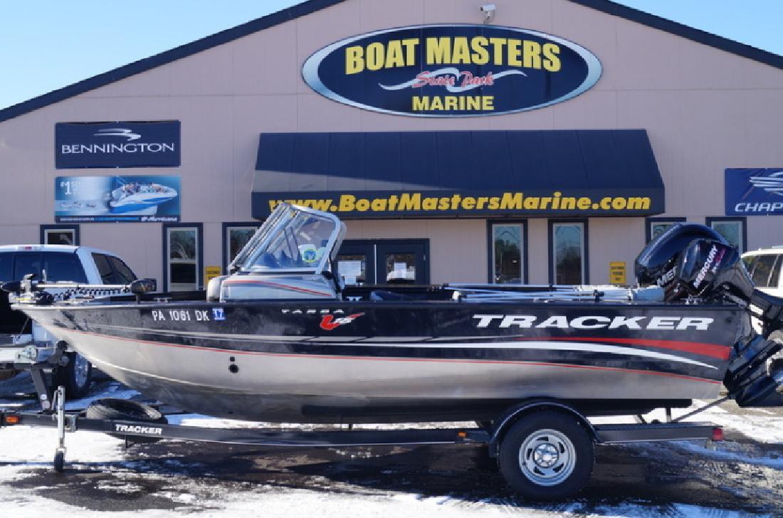 2013 Tracker Boats TARGA in Akron, OH