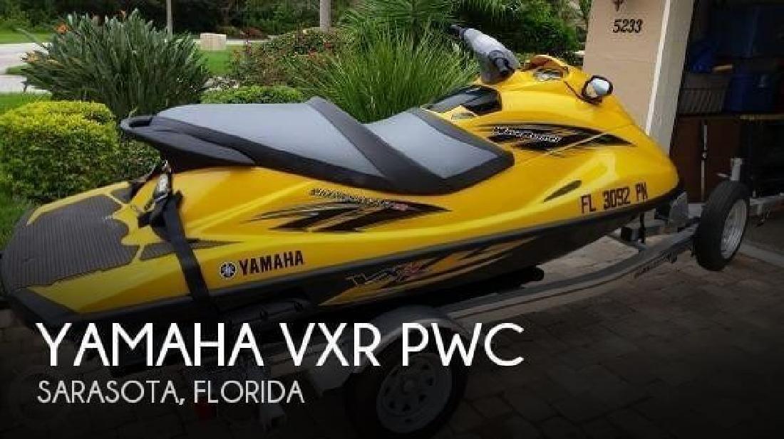 2013 Yamaha VXR PWC Sarasota FL