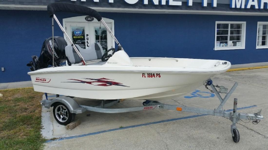 2014 - Boston Whaler Boats - 130 Super Sport in Hudson, FL