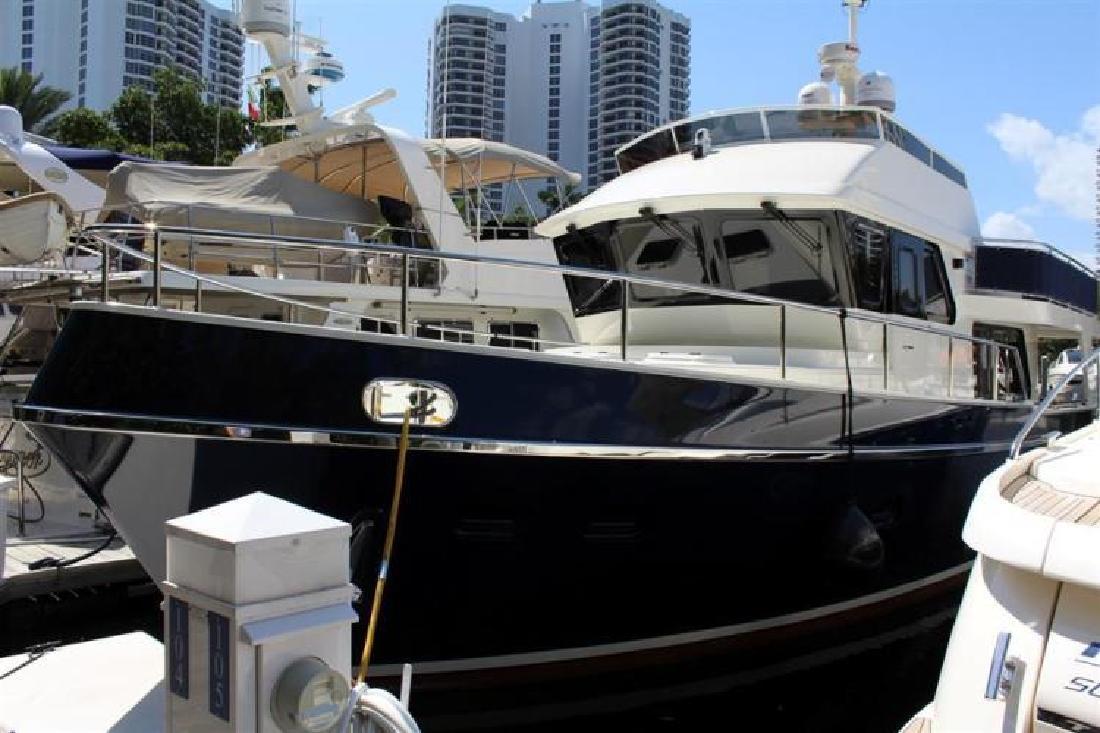 2014 PRIVATEER Trawler 54 Aventura FL