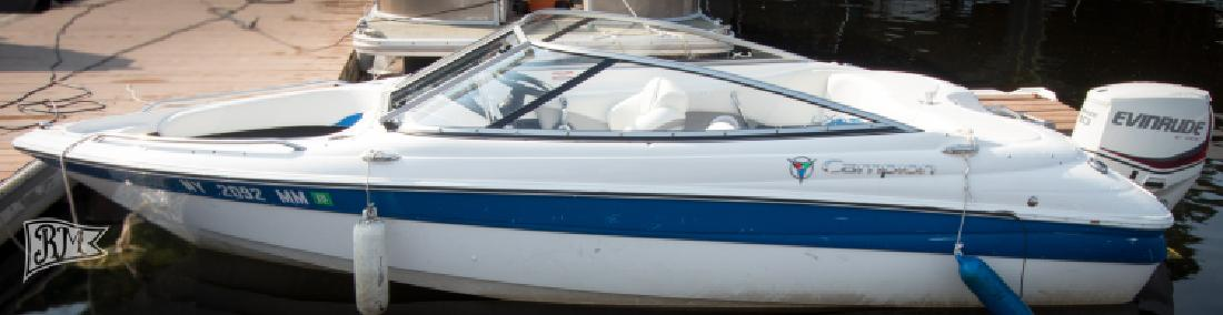 2015 Campion Allante 505 BR LX Runabout in Old Forge, NY