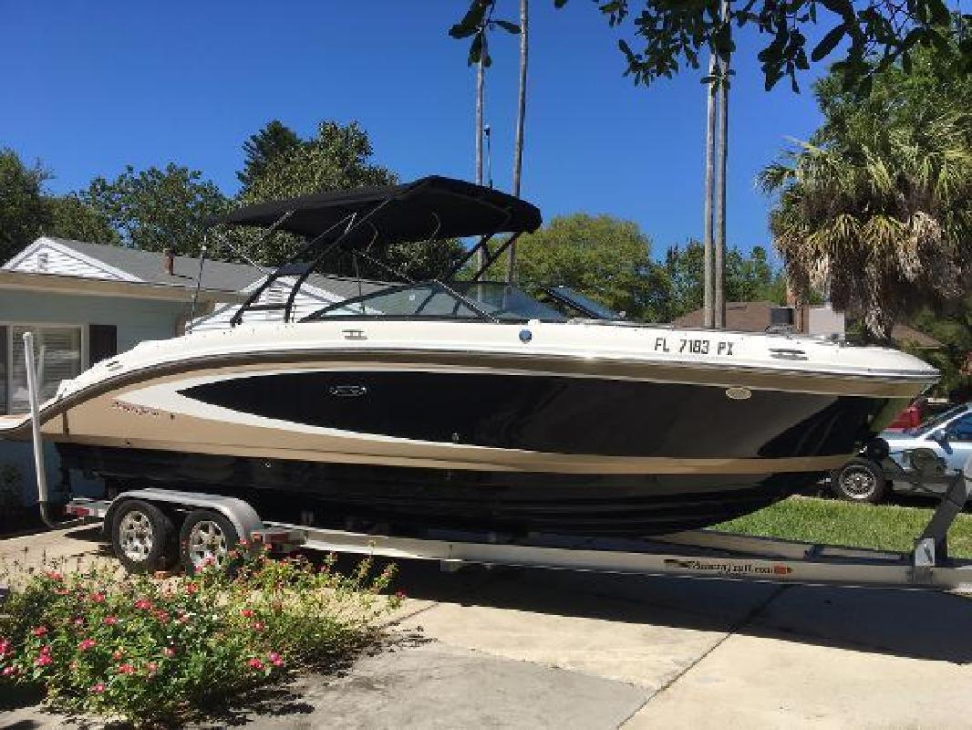 2015 Sea Ray 270 Sundeck Sarasota FL